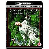 Crouching Tiger Hidden Dragon:15th Anniversary 4K Ultra HD