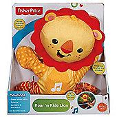 Fisher-Price Roar 'n Ride Lion