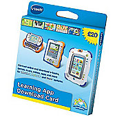 VTech - Learning App Download Card