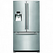 Samsung RFG23UERS1 G Series 3 Door American Fridge Freezer | Ice & Water