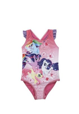 Hasbro My Little Pony Swimsuit Pink 12-18 months