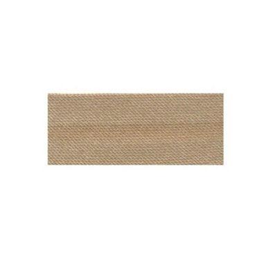 Essential Trimmings Satin Bias Binding 2m x 15mm Tan