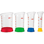 Oxo Good Grips Mini Measuring Beakers, Set of 4