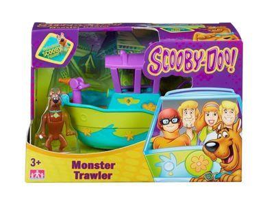 Scooby-Doo Monster Trawler (Wave 2)