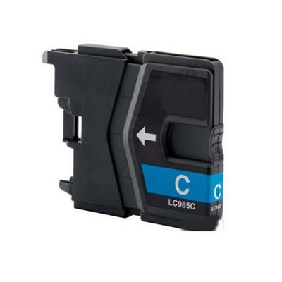Brother LC985C Cyan Replacement Ink Cartridge