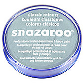 Amscan - Snazaroo Light Grey Face Paint - 18ml