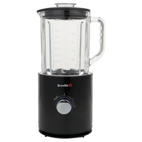 Breville VBL065 Pro-Kitchen Glass Jug Blender Black