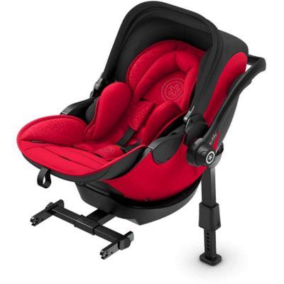 Kiddy Evo Luna i-Size 2 Car Seat & Base (Chilli Red)