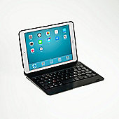 iPad Mini 1/2/3 Clamshell Bluetooth Keyboard Case in Black