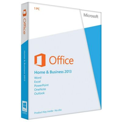 Microsoft Office Home & Business 2013 for PC