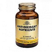 Solgar Antioxidant Nutrient Tablets 50
