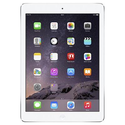 Apple iPad Air, 64GB, WiFi & 4G LTE (Cellular) - Silver