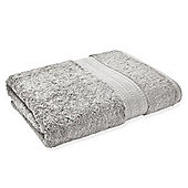 Bianca Cotton Soft Egyptian Towel - Grey