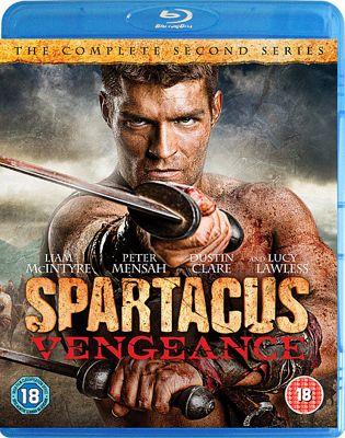 Spartacus - Vengeance (Blu-Ray Boxset)