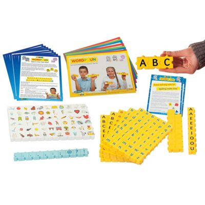 Morphun Uppercase & Lowercase Letters Set with Pictures