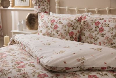 Belledorm Wild Rose Country Dream Duvet Cover - Single