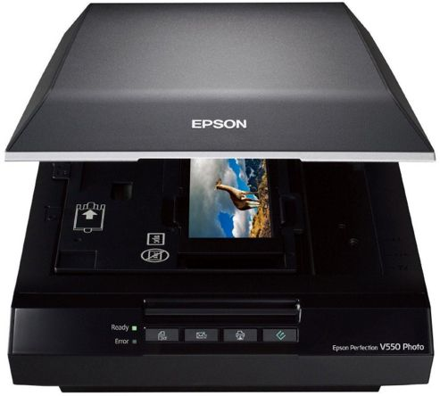 Epson Perfection V600 Home Photo Scanner