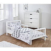 Kinder Valley 7 Piece Toddler Bed Bundle