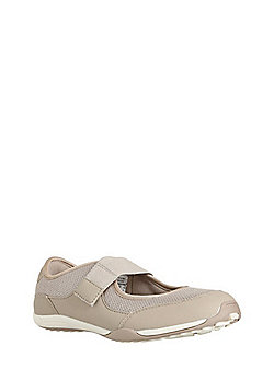 F&F Active Riptape Bar Trainers - Neutral