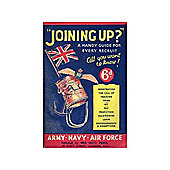 WW2 Replica 'Joining Up' Recruitment Booklet