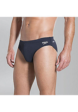 Speedo Mens Endurance 7cm Brief - Navy