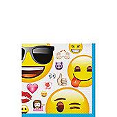 Emoji Beverage Napkins - 2ply Paper