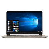Asus S510 i3-7100 15.6 Inch Full HD 8GB RAM 128GB SSD Thin and Light Metal Laptop