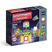 Magformers Neon LED Magnetic Toy Set - Educational Toys