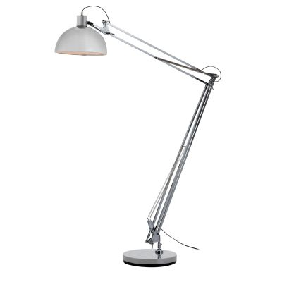 Buy giant angle floor lamp silver from our floor lamps range tesco giant angle floor lamp silver aloadofball Images