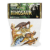 Large Bag of Jurassic Dinosaurs (6 Pieces)