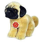 Teddy Hermann 25cm Pug Dog Plush Soft Toy