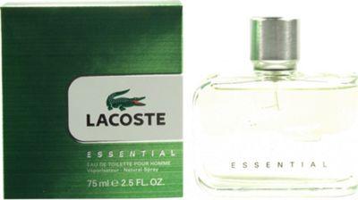 Lacoste Essential Eau de Toilette (EDT) 75ml Spray For Men