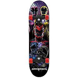 Power Rangers Maple Skateboard