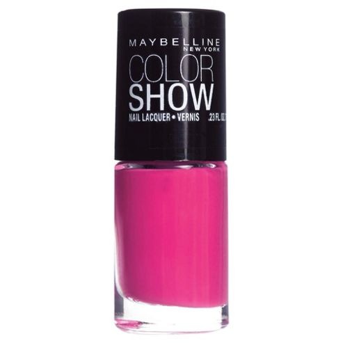 Maybelline Color Show Nail 262 Pink Boom