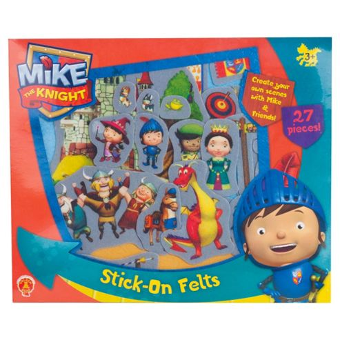 Mike The Knight Felts