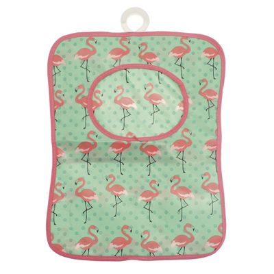 Country Club Peg Bag, Flamingo