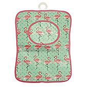 Country Club Peg Bag, Flamingo