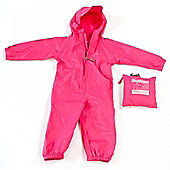 Hippychick All-in-One Packasuit - Pink - Pink