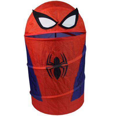 Spiderman 3D Pop-Up Laundry Bin