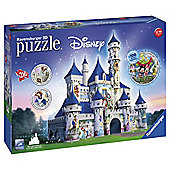 3D Disney Castle - 216pc Puzzle