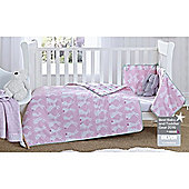Clair de Lune 2pc Cot/Cot Bed Bedding Set (Rabbits)