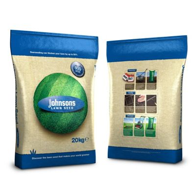 Johnsons Tuffgrass Grass Seed 20 kg