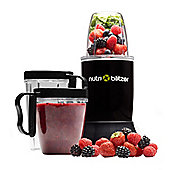 """JML - Blender """"Nutri Blitzer"""" - Smoothies and Shakes - Multiple Pieces - Black"""