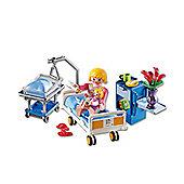Playmobil 6660 City Life Children's Hospital Maternity Room