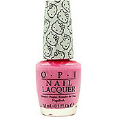 OPI Hello Kitty Nail Lacquer 15ml - Look At My Bow!