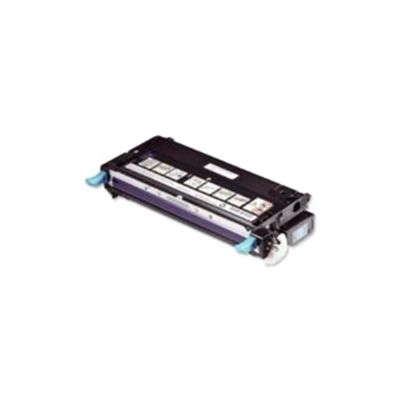 Dell H513C High Capacity Cyan Toner Cartridge (Yield 9,000 Pages) 593-10290 : for Dell 3130cn Colour Laser Printers