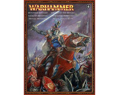 Warhammer Bretonnian Battalion Model Kit