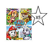 Paw Patrol Stickers 5 Packs Supplied