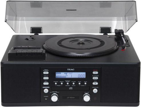 Teac LPR500 Vinyl and Cassette Copystation