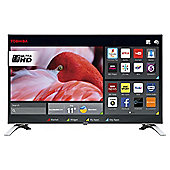 Toshiba 49U6663DB 49 Inch Smart 4K Ultra HD LED TV with Freeview Play